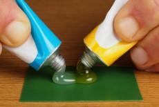 epoxy glue