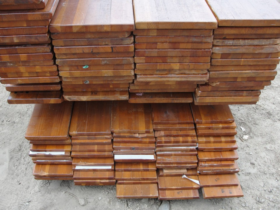 Sustainability and Reclaimed wood - Woodguide.org