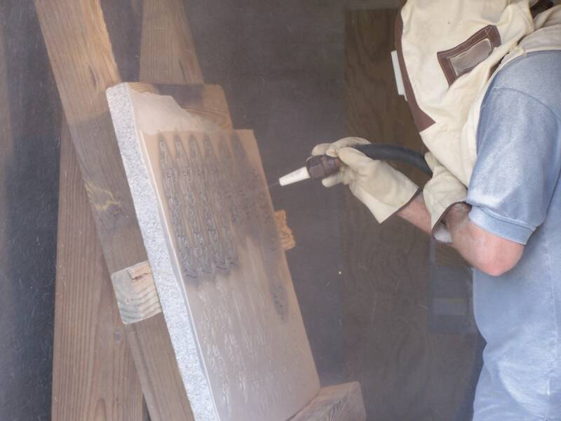 Sustainability And Sandblasting Woodguide Org