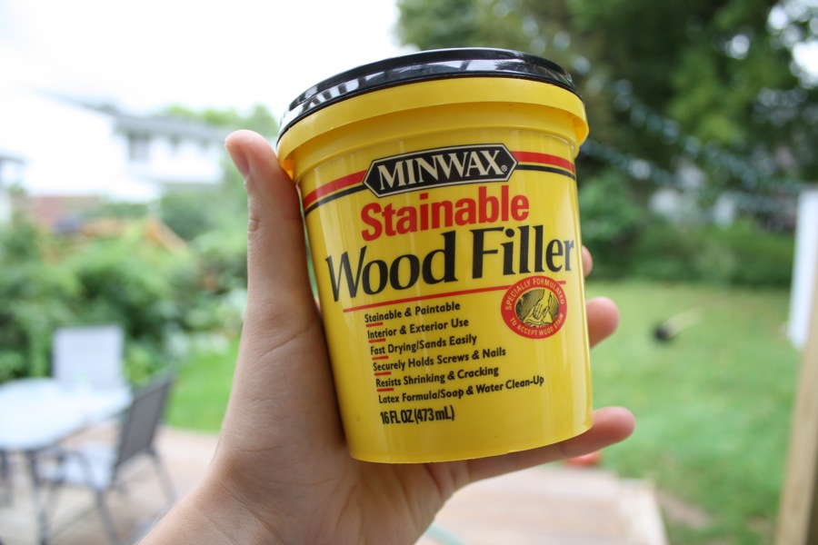 difference between wood putty and wood filler 2
