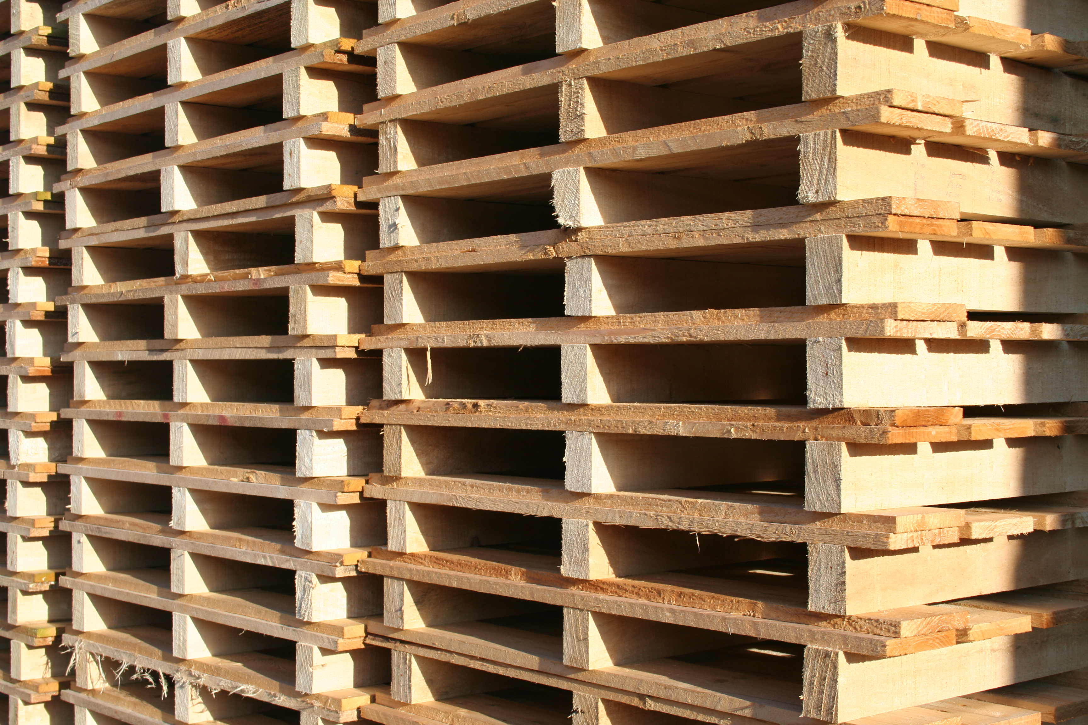 Sustainability and Used pallets - Woodguide.org