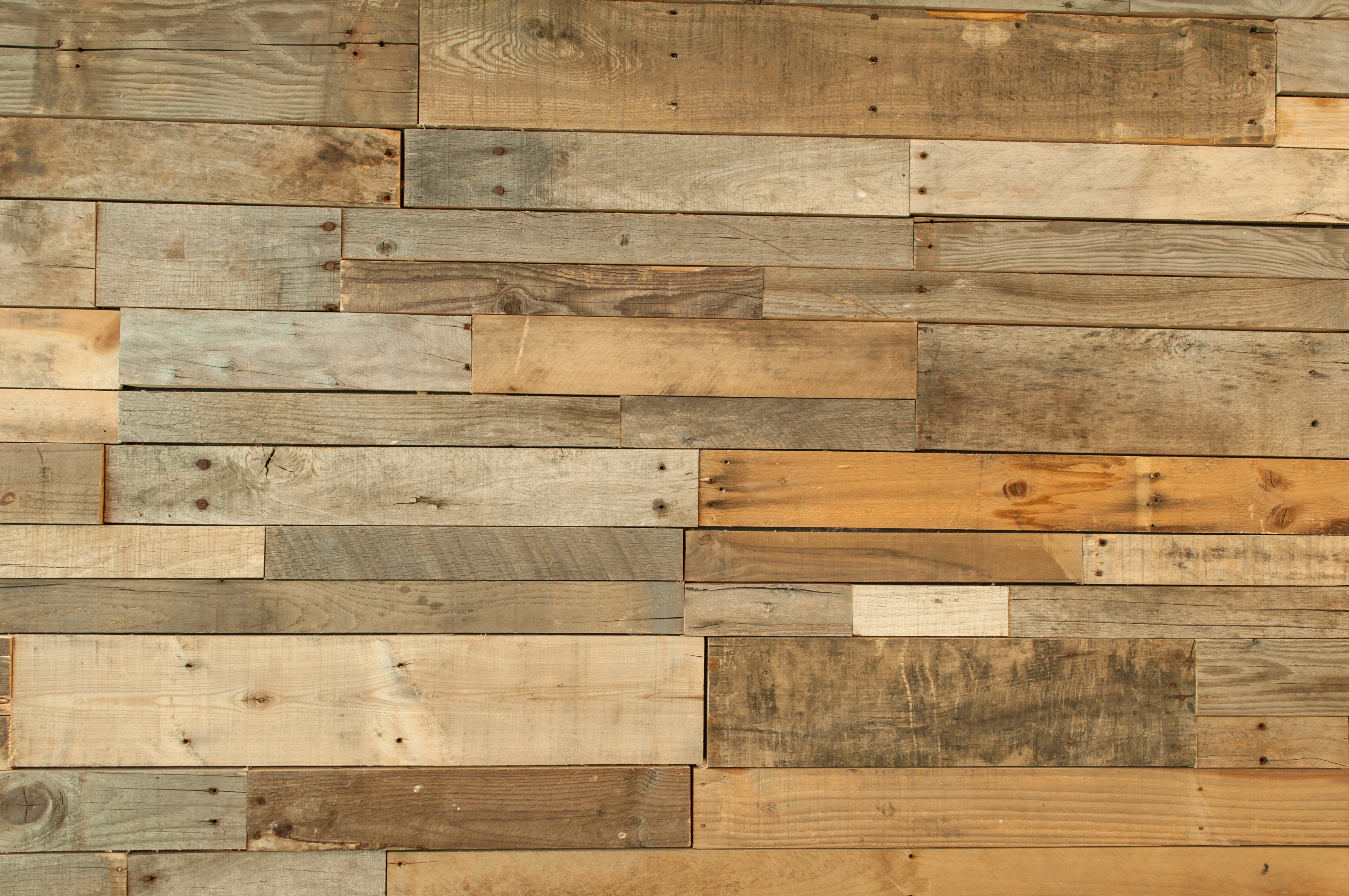 Sustaility And Reclaimed Wood