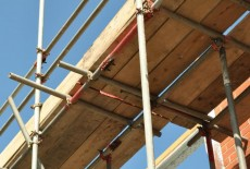 scaffolding wood