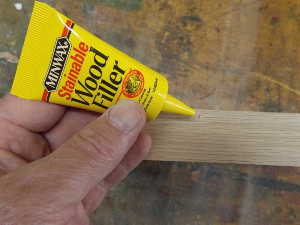 Sustainability And Wood Filler Putty Woodguide Org